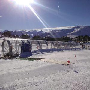 Alimentation tapis ESF Alpe d'Huez