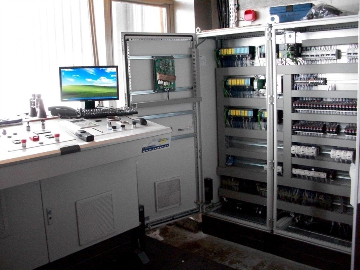 Câblage armoire électrique